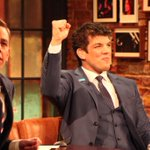 The great @docallaghan4 is in great form #latelate http://t.co/Iev0NNR5VH