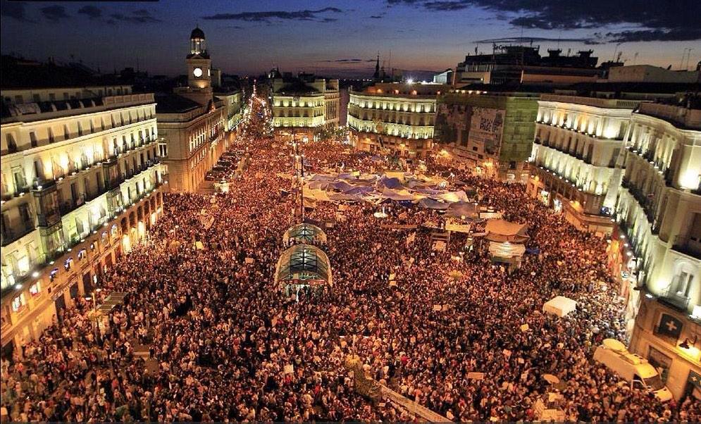 Aquí se empezó a gestar el cambio #YoVoy31E http://t.co/nnTrwyCRlh