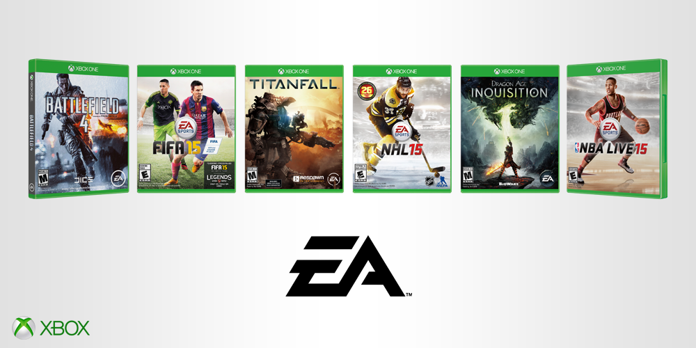 #XboxOne gamer? RT & we'll choose 30+ random winners to receive a free game. http://t.co/DIGHfHBBHj