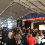 500 new citizens were sworn in today! Some shared their stories with us, catch it at 5p on @CBS12 http://t.co/aR3w1pE14l