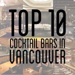 Twitter / @VancityBuzz: Best cocktails bars in #Va ...