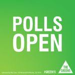 Its election day & the polls are now open! Vote 1 Greens, put the LNP last & number every box. #Green15 #QLDvotes http://t.co/lbZqUU25Sz