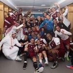 We are in the final,simply amazing!!thanks.Estamos n la final,simplemente increible,gracias a todos!!! @2015Handball http://t.co/IGSYAMlvoq