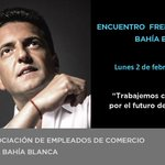 El lunes 2 empezamos a recorrer el camino del triunfo del Frente Renovador. @SergioMassa presidente. Te esperamos. http://t.co/dPZu1TBSL3