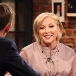 The head of @RSAIreland, Liz ODonnell talking to Ryan #latelate http://t.co/4oWxQq36ds
