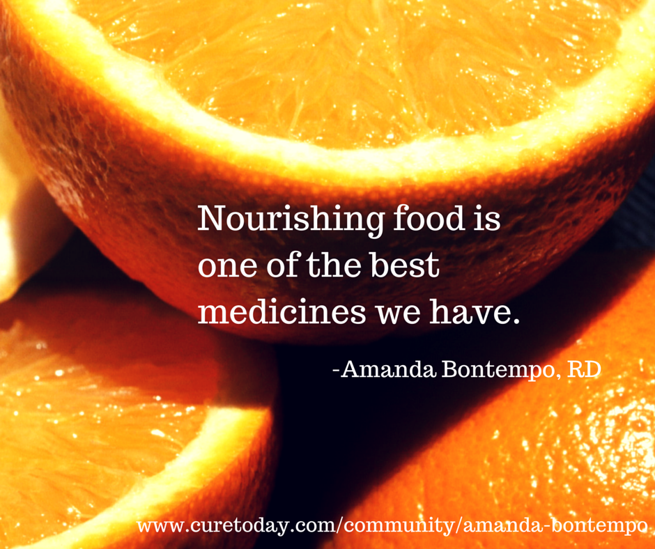 """Holistic Nutrition"" by @AmandaBontempo #cancer  http://t.co/ao3cGHMso8 http://t.co/bGeQyeUb7F"
