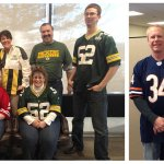 Happy #SuperBowl weekend! Our East Dubuque and Dubuque offices celebrated early by wearing their favorite teams gear http://t.co/Ay4yJMtAUU