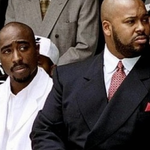 """Tupac not dead. He somewhere on an island smoking a Cuban cigar."" - Suge Knight http://t.co/P59lQ8awoh http://t.co/hINii7UFJT"
