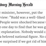 WOW, even Abbotts own ministers are sick of him! #auspol #qldvotes http://t.co/WsrzFDSFrA