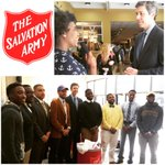 Stopped by @UTChattanooga for @SalArmyChattown clothing drive. Thanks for the invite, @SMIA_UTC! http://t.co/5FLt7T9WW7