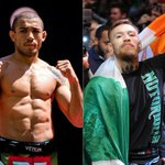 BREAKING: @TheNotoriousMMA will face Jose Aldo for the featherweight title in Las Vegas on July 11th. http://t.co/HeMeaupY3H