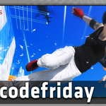 Final round of #freecodefriday with Mirrors Edge starts now! FOLLOW & RT by 4:30pm PST for a chance to win! http://t.co/fh2N94B9Tr