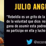 Julio ANGUITA. #YoVoy31E http://t.co/AsUizpqlnJ