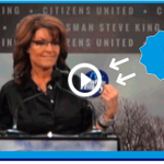 """ICYMI-""""@TheFix: Sarah Palin does Hillary Clinton a solid, helps raise $25,000 for her run. http://t.co/7l37y0ihO3 http://t.co/Tzs6TWJgj4"""""""