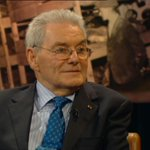 Powerful stuff from Tomi Reichental on the #latelate http://t.co/QnosOfP6r5