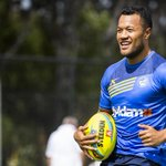 TEAM LIST is in! Check out the #blueandgold team named for the opening #NRLAKL9s clash: http://t.co/fzhwQYdRWw http://t.co/ANMRnLSLqX