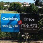 One side really, really wants you to number every square. One side really, really doesnt #qldvotes #9News http://t.co/H3iorso5lv