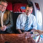 Mitt Romney exit widens path for Jeb Bush http://t.co/vzOWK4UpaS http://t.co/mWmXoUJogQ