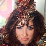The stunning @LisA_MaddeN_ of @armodelagency wears @CGarveyDesigner on the @RTELateLateShow #sneakpreview #shoot http://t.co/86GH4MSCcn