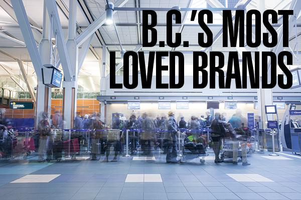 YVR tops @bcbusiness list of brands that make a positive contribution to the province!