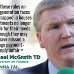Excellent discussion on #LateLateShow about the problems arising from new central bank rules http://t.co/OJDCFdO3PD