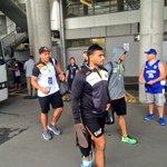 Weve arrived at Eden Park! #NRLAKL9s http://t.co/gvD2K0xe4Q