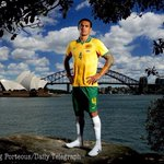 Game day for the @Socceroos and @Tim_Cahill . @afcasiancup final @ANZStadium #GoSocceroos http://t.co/d0Q7dh6xy1