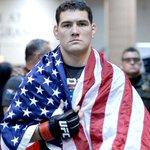 Chris Weidman injured; Ronda Rousey vs. Cat Zingano now headlines UFC 184 http://t.co/AqiyVL5QVH http://t.co/Xw7ENDtbpN
