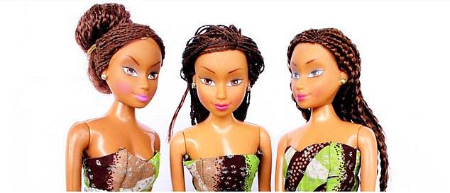 Nigerian doll created by man who couldn't find a black toy for niece is outselling Barbie http://t.co/Ef9RFhuEgU http://t.co/8JxLmYskSW