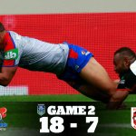 The @NRLKnights get the job done in Game 2.  #NRLAKL9s #NRL http://t.co/D0eYfc9jqw