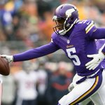 Vikings quarterback Teddy Bridgewater has been named the 2014 Pepsi Rookie of the Year. http://t.co/tLVhSP0FkF http://t.co/Ydhbmeilvg