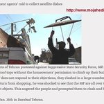 #Iran,Tehran: People resist government agents' raid to collect satellite dishes #IranTalks @AP @AFP @Reuters @UPI http://t.co/9SbHyT5J0I
