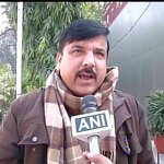 EC clarified that there was no such raid, Naresh Baliyan is not involved in anything: Sanjay Singh (AAP) http://t.co/rnp1f8BQ1e