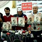 AAP releases party manifesto for upcoming Delhi Assembly polls. http://t.co/8gHJ2i8lFQ
