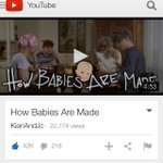 go watch #HowBabiesAreMade & give it a thumbs up & subscribe!(: http://t.co/X832jnvDdt @kianlawley @jccaylen http://t.co/6Ex7jBFcq7 30