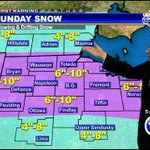 """""""@DianeLarson: @JayBerschback tracking potential of up to 10"""" of snow this weekend. http://t.co/fHeypGsSTP http://t.co/9wlNRv1Oeh"""" 😭😭😭 NO"""