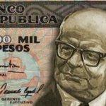 Billete de $100.000 llevará el rostro del expresidente Carlos Lleras Restrepo. http://t.co/CsgwyrBSZe http://t.co/Qnqk3ThXu4