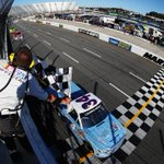 Last October, @BubbaWallace drove a Wendell Scott tribute paint scheme at @MartinsvilleSwy... to Victory Lane. http://t.co/09avCtcGZJ