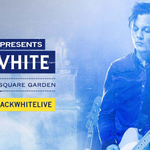 Tune in NOW to hear #JackWhiteLive from @TheGarden! http://t.co/RiUERMuXka http://t.co/1CuLPWJbnu