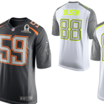 Pro Bowl jerseys will soon be at the #Panthers team store!   Pre-order yours here: http://t.co/vGrzww4fFR http://t.co/jK7UhjAAAd