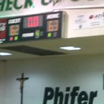 Two big wins over Signal MTN TONITE, both by 1 point. Thanks to the #NDFAM for coming out. #GoIrish http://t.co/f4PbXeTnPI