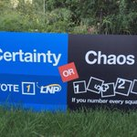 the LNP, visibly struggling with the concept of democracy #qldvotes http://t.co/OLSb8RQmBV