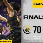 #WATCHUS WIN! Shockers-70, Panthers-52 | Next game: Sunday, Feb. 1 at Drake (7-0 MVC), 1pm http://t.co/rFZv0FIiRj