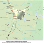 Map of #Waroona fire ground from @dfes_wa #9newscomau @ben_j_hennessy @Rebecca_C_Johns http://t.co/ALlWF12uBl