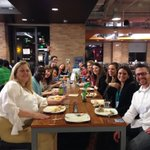 Great dinner at #GoogleSF tonight with @conweb2 @SigWawdo @@tiffabrown @SomerAthari @nicolejdenison & more #AMARR15 http://t.co/jSfx1lcgG0