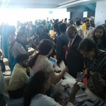 Registrations are under way at @rotary #wowdiscon #Mumbai @manojgursahani @skiy7 @AriaOhri http://t.co/OcfHvwtGwz