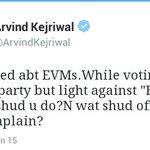 "You cant do anything @ArvindKejriwal .. ""Sab mile hue hai"".... and also ""EC ko Adani ne kharid liya hai""   https://t.co/WPluEX8P96"