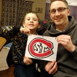 """@vanheelj4: A little Friday night artwork @KVSCHockey  @SCSUHUSKIES_MH @SCSUHUSKIES http://t.co/7fi65LX2oP""  Great work!"