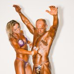 Photos: The freakish tans and surprising friendships of pro bodybuilding http://t.co/hWIINs1qsh http://t.co/j9EKGbAUMT