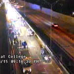 Hey. Yall. Just stay home. New crash slows traffic 10E at College. http://t.co/BWaWrG6mjC